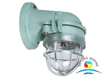 China Aluminum 60W Electric Ship Wall Light Marine Electric Equipment supplier