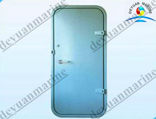 China Bv Approval Deck Hatches Sailboat Door Squre Corner No Window supplier