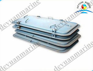 China Custom Aluminium Weathertight Door 8mm Frame Thickness With 4-8 Clips supplier