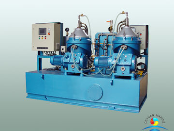 China IMO Certified Marine Oil Separator Stainless Steel For Lubricant Oil supplier
