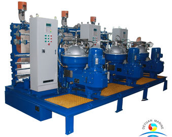 China 380V Industry Centrifugal Marine Oil Separator For Cleaning Industry Oil supplier
