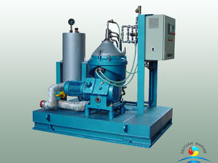 China ISO Marine Oil Separator Advanced Centrifuging Separation Technology supplier