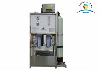 China 1000L/H Reverse Osmosis Water Desalination Systems Fresh Water Maker supplier