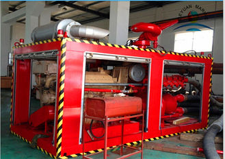 China ABS Approved Marine Fire Fighting Equipment External FIFI System FIFI 1 FIFI 2 supplier