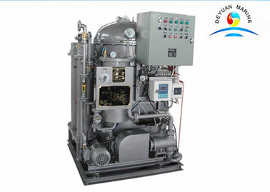 China 1 Year Warranty Ship 2.0 M3 / H 15 PPM Bilge Separator  CCS Approved supplier
