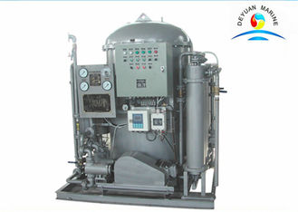 China 0.25M3 / H 15ppm Solas Approval Marine Bilge Separator Oil Water Seperator supplier