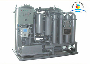 China PLC Control Marine Oily Water Separator Filter Water Separator 380 Voltage supplier