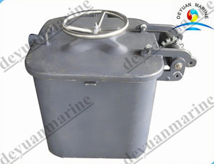 China Quick Action Waterproof Outfitting Equipment Boat Hatch Cover For Ships / Marine supplier