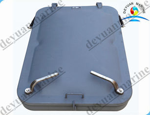 China Alummium Sunk Type Sailboat Hatch Cover Without Hinge , CCS / BV Certificate supplier