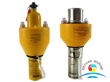 China Solas Marine Life Saving Equipment Self Igniting And Self Activating Smoke Signal supplier