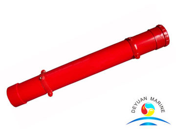 China PVC Tube Marine Life Saving Equipment Safety Plan Container supplier