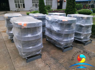 China CCS Marine Panama Chock with Aluminum / stainless steel Material supplier