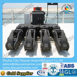 China Quick Release Towing Hook Marine Mooring  Equipment With Different Capacity supplier