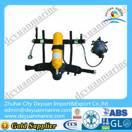 China Self Contained Breathing Apparatus SCBA  Marine Fire Fighting Equipment  Small supplier