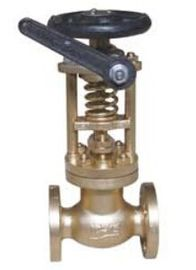 China JIS Fuel Oil Tank Emergency Shut Off Valves F7399 Bronze / Cast Steel Material supplier
