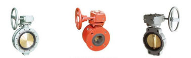 China Butterfly Valves Marine Auxiliary Machinery  With Different Type And Size supplier