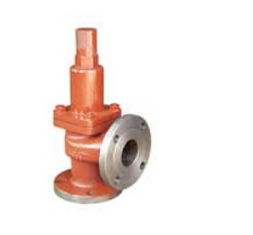 China Pressure Relief Safety Valve Marine Auxiliary Machinery With Different  Size supplier