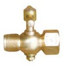 China Katup Manometer pressure gauge valve Marine Auxiliary Machinery with bronze / cast steel material supplier