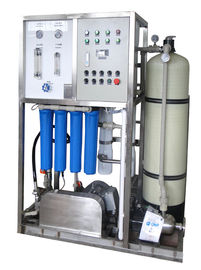 China Automatic Control Marine Fresh Water Generator with Compact Construction CCS supplier