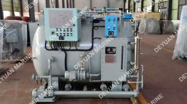 China IMO MEPC159 / 55 Standard Marine Auxiliary Machinery for Marine Sewage Treatment Plant supplier