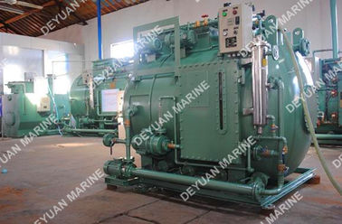 China Low price of  IMO Marine Sewage Treatment Plant MEPC159 / 55 Standard Marine Auxiliary Machinery supplier