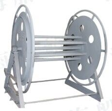 China Synthetic Fiber Rope Reel Marine Mooring Equipment with CB/T 498-95 Standard supplier