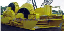 China Hydraulic or Electric Anchor Windlass / Towing Winch supplier