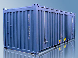 China Custom 20 Feet  Hard Open Top Container Iso Shipping Container supplier