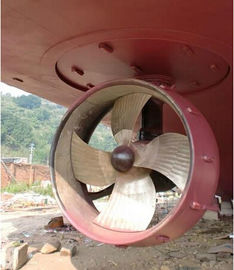 China With Huge Power Marine Electric/Hydraulic Fixed Pitch Propeller Bow Thruster supplier