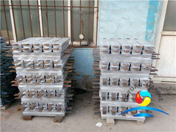 China Rectangle Type Zinc Anode Outfitting Equipment  for Sea Water Cooling System supplier