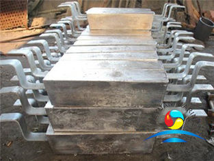 China Zinc Anode for Buried Pipeline Outfitting Equipment  For  Buried Pipeline supplier