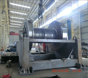 China 60t Marine Hydraulic Towing Winch for Ship/Boat supplier