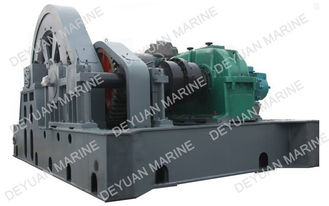China High Quality Marine Electric Hydraulic Towing Winch Ship Towing Winch Boat Winch For Sale supplier