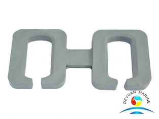 China Shiping Container Parts Guid Fittings / Double Plate / Weld On Cones supplier