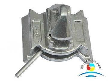 China Loose Fitting On Deck Semi Automaticl Twistlocks Shipping Container Parts supplier