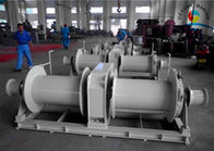 Double Drum 20 KN  Marine Winch Hydraulic With ABS Certificate