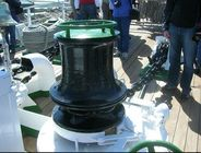 China Electric Warping Hawser Marine Capstan With ABS / DNV Certificate factory