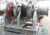 China φ28 Hydraulic Drive Combined Marine Anchor Windlass With Winch 33.3KN CCS Approval company