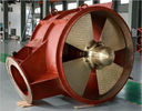China Marine Electric/Hydraulic Controllable Pitch Propeller Bow Thruster/Tunnel Thruster/Ship Thruster For Sale factory