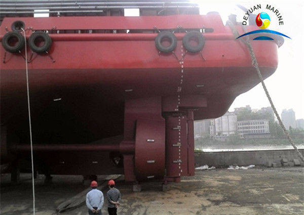 Hydraulic Driven Marine Propulsion Systems Cpp Tunnel Thruster
