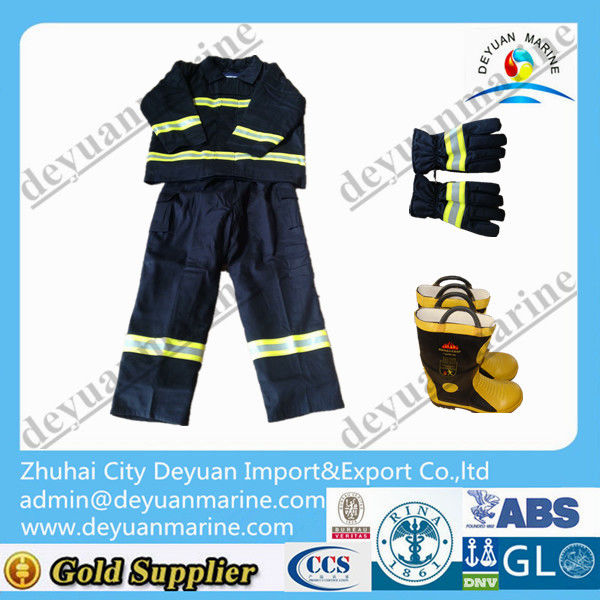 159ee7f1918a China Waterproof Fire Fighter Gear Fire Suit Jacket And Pants With Flame  Retardant Layer supplier