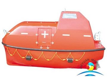 6.5m F. R. P. Totally Enclosed Lifeboat Marine Safety Equipment For 6- 60 Person