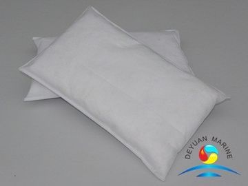 Hot sell high quality of  CCS Marine Thickening Oil Absorbent Pillow white Marine oily pillow