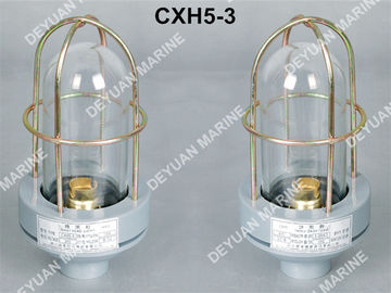 China Plastic Marine Electric Equipment Navigation Signal Head Light CXH5 - 3 factory