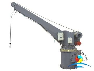 High Quality Marine Life Saving Equipment Hydraulic Slewing Crane Device Landing Davit