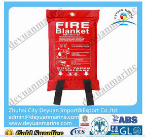 Euro Standard Marine Fire Fighting Equipment EN1869 Fire Blanket Fast Installation