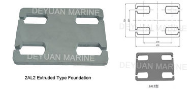 High Strength Casting Steel Cargo Shipping Container Fixed Parts