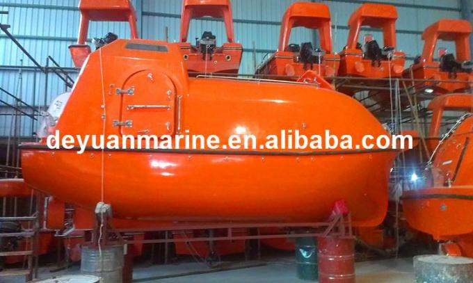 Marine F.R.P Totally Enclosed Lifeboats and Rescue Boats with EC Class Certificates
