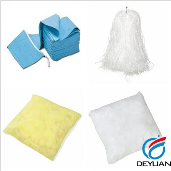 Multi - Purpose Oil Absorbent Pillow 100% PP Spill Control CCS