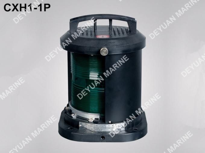 Single - Deck Marine Electric Equipment Navigation Lights For Boats